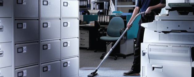 York Cleaners Office Cleaning Image